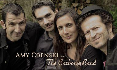 Visueel van project Amy Obenski & The Carbone Band, Part I