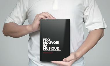 Project visual Promouvoir sa musique (le livre)