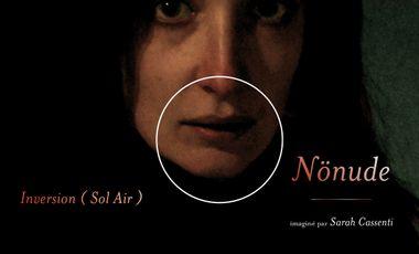 Visuel du projet Nönude Inversion (Sol Air) - Soirée expérimentale de dessin vivant
