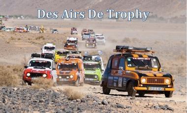 Visueel van project Des Airs De Trophy pour le 4L Trophy
