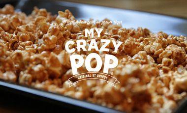 Visuel du projet My Crazy Pop
