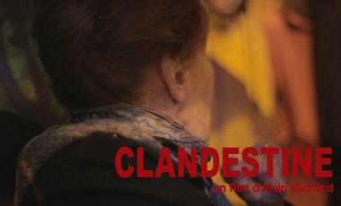 Visueel van project CLANDESTINE