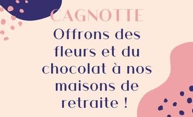 Visueel van project Des fleurs et du chocolat