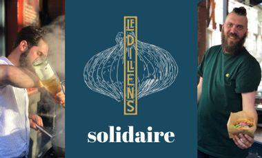 Visueel van project Le Dillens solidaire