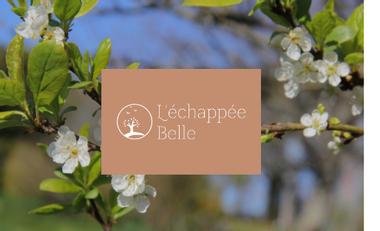 Visueel van project L'échappée belle, lieu d'accueil pour particuliers et entreprises