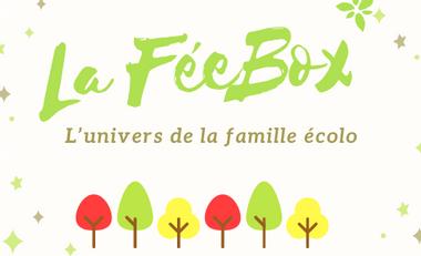 Visueel van project La FéeBox L'univers de la famille Ecolo