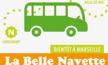 Project visual La Belle Navette