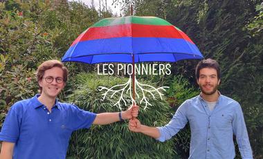 Visuel du projet Les Pionniers