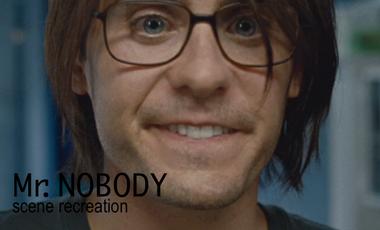 Visuel du projet Mr. Nobody - scene recreation