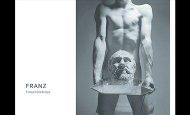 Project visual FRANZ, un livre de François Delebecque