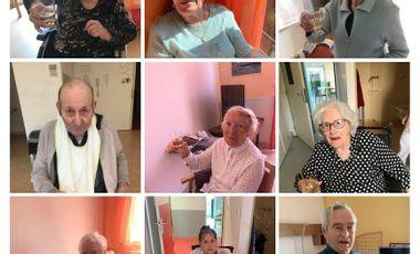 Visueel van project SOUTENEZ LES RÉSIDENTS DE L'EHPAD DE BEAUMES-DE-VENISE !!!