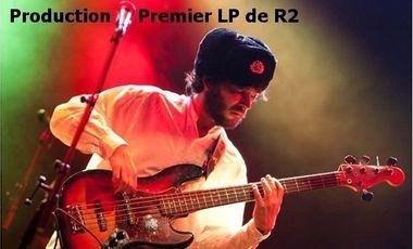 Project visual R2  -  production de premier LP