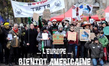 Visueel van project L'Europe, bientôt américaine ?