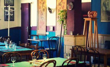 Visueel van project Soutenons le Café des filles de Valmondois