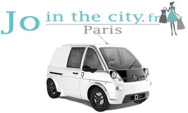 Visueel van project JoIntheCity: Pas de raison de salir Paris avec votre linge propre.