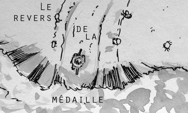 Visuel du projet Le Revers de la Médaille, court-métrage des Frères Panay