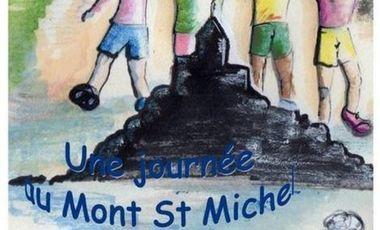 Project visual Une journée au Mont Saint Michel
