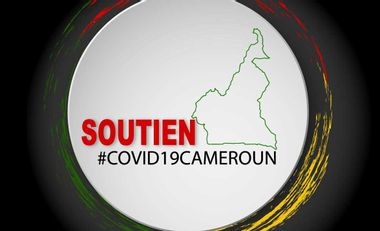Project visual SOUTIEN #COVID-19 CAMEROUN