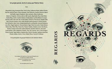 Project visual Regards, un livre d'exception ! Anthologie illustrée par près de 80 artistes !