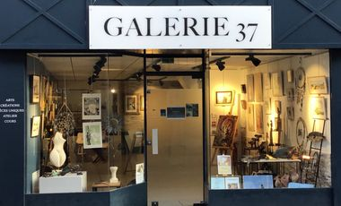 Project visual Galerie 37 Chauvigny