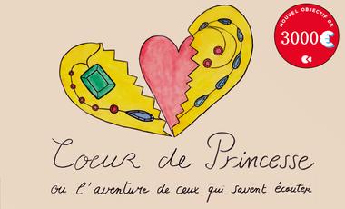 Visuel du projet L'aventure Coeur de Princesse