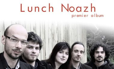 Project visual Lunch Noazh, production du premier album