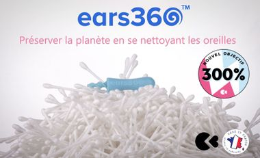 Project visual Ears 360™ | Le coton tige réutilisable
