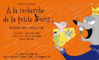 Visueel van project A la Recherche de la Petite Souris