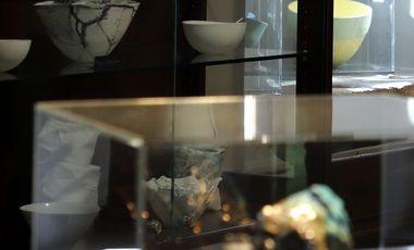 Visueel van project Métamorphoses, la céramique aux frontières de la peinture et de la sculpture