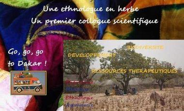 Visuel du projet Le premier colloque d'une ethnologue en herbe