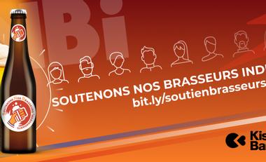 Visuel du projet Soutenons Nos Brasseurs Indépendants