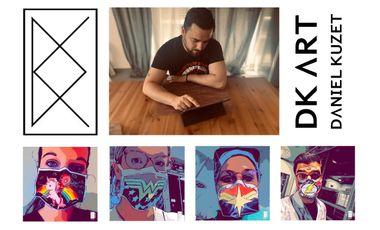 Project visual DK ART