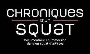 Visuel du projet Chroniques d'un Squat