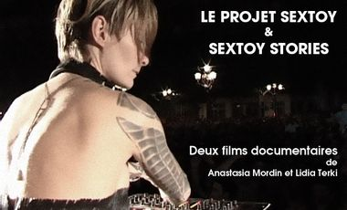 Project visual Le Projet Sextoy / Sextoy Stories