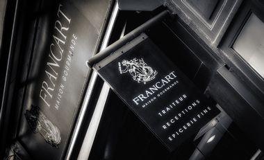 Project visual Soutenons FRANCART, maison gourmande