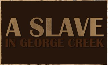 Project visual A Slave In George Creek