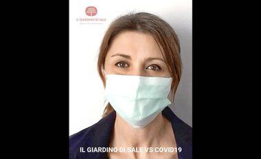 Visueel van project Il Giardino di Sale VS Covid-19