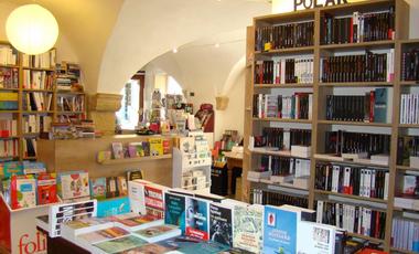 Visueel van project Librairie Cassiopée