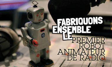 Visuel du projet Projet Robespierre : naissance d'un robot animateur