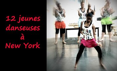 Visueel van project 12 jeunes danseuses à New York