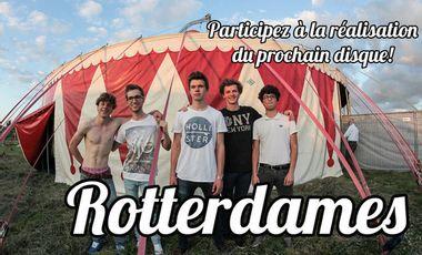 Visuel du projet NOUVEL EP de ROTTERDAMES