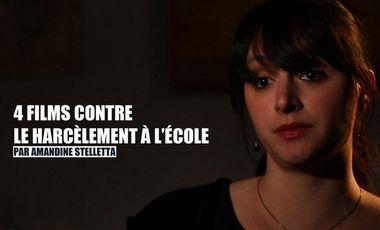 Visueel van project 4 Films contre le harcèlement à l'école