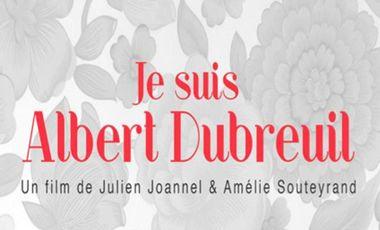 Project visual JE SUIS ALBERT DUBREUIL
