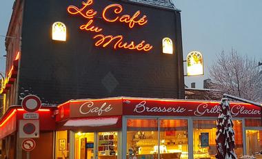 Visuel du projet 08 - Café du Musée à Givet
