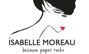 Visueel van project Isabelle Moreau - Because Paper Rocks !