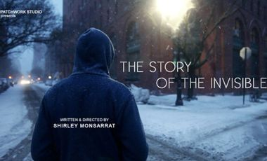 Visueel van project THE STORY OF THE INVISIBLE