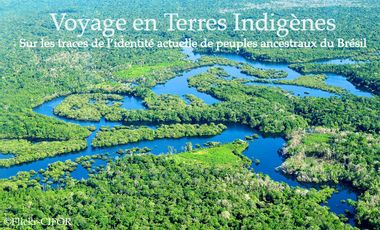 Visueel van project Voyage en Terres Indigènes