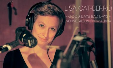 "Project visual Album ""Good Days Bad Days"" de Lisa Cat-Berro"