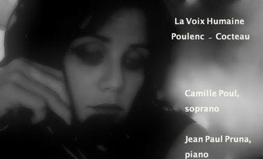 Project visual La Voix Humaine, Poulenc