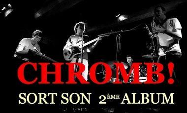 Visueel van project 2e ALBUM DE CHROMB!